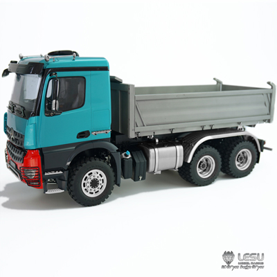 1/14 Benz3348 6X6 hydraulic three-direction dump truck